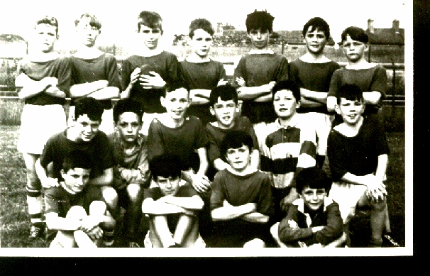 Ballymahon School Boys 1968